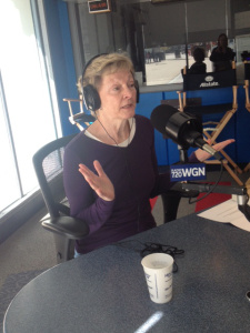 Susan Fox WGN Radio Interview
